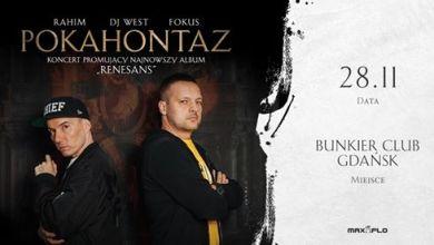 Photo of Pokahontaz / Bunkier / Gdańsk