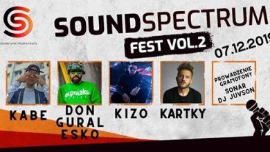 Photo of SoundSpectrum Fest vol. 2 Kabe donGURALesko Kizo Kartky