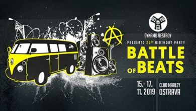 Photo of Battle.Of.Beats 2K19: BillX/MatWB/Suburbass/Katharsys/RobynChaos