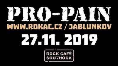 Photo of Pro-Pain, Darkrise, HenrietteB / Jablunkov / Rock Café Southock