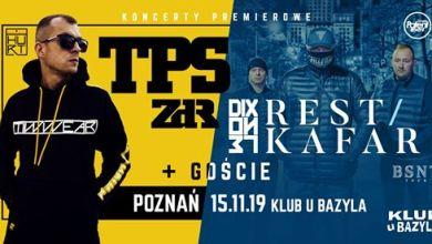 Photo of TPS ZDR – REST / KAFAR ( Dixon37) Poznań – Klub U Bazyla
