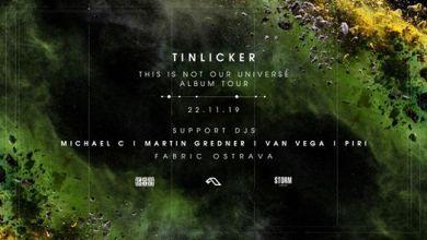 Photo of Tinlicker (Anjunabeats/mau5trap) @Fabric 22-11-2019