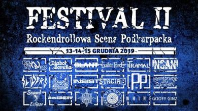 Photo of Rockendrollowa Scena Podkarpacka – Festival 2019