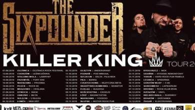 Photo of The Sixpounder – Killer King Tour 2019 – Rzeszów