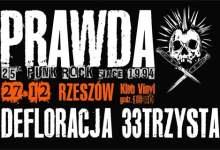 Photo of 27.12 Rzeszów Vinyl Prawda – Defloracja – 33 Trzysta