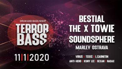 Photo of Terror Bass Night w/ Bestial, The X, Towie, SoundSphere