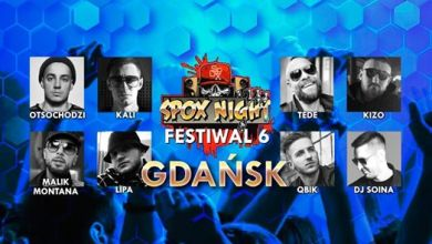 Photo of SPOX NIGHT festiwal 6 – Gdańsk
