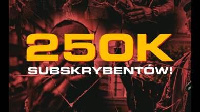 Photo of 250K Subskrybentów!