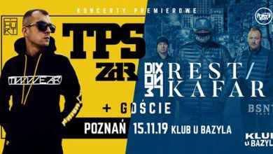 Photo of TPS ZDR – REST / KAFAR ( Dixon37) Poznań – Klub U Bazyla
