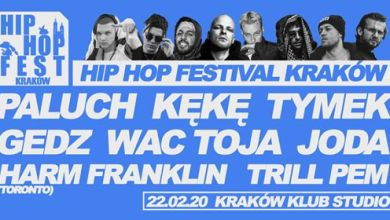 Photo of Hip Hop Festival Kraków 2020