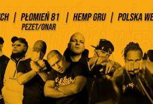 Photo of Płomień 81 Pezet, Onar/ Paluch/ Hemp Gru/ Polska Wersja