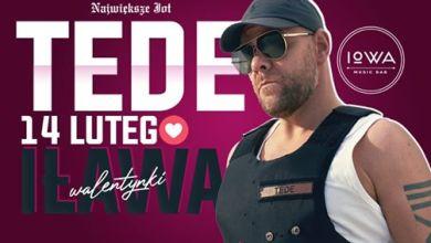 Photo of TEDE Karmagedon IŁAWA 14 lutego IOWA Music Bar Walentynki