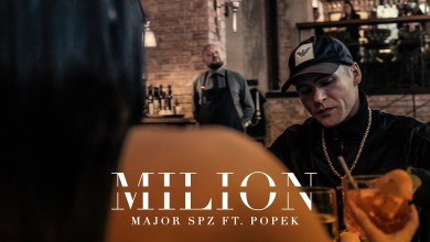 "Photo of Major SPZ ft. Popek – ""MILION"" (prod. Newlight$)"