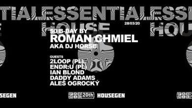 Photo of Essential House : Roman Chmiel 50 Birthday @Fabric 28-03-2020