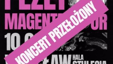 Photo of Koncert we Wrocławiu zostaje przeniesion…