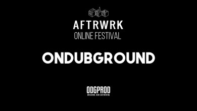 Photo of Ondubground | Live @ Aftrwrk Online Festival