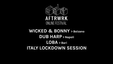 Photo of Wicked & Bonny + Dub Harp + Loba | Italy lockdown Session @ Aftrwrk Online Festival