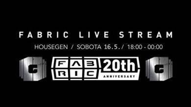 Photo of Livestream HouseGen @Fabric 16-05-2020