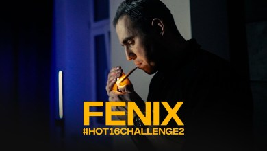 Photo of FENIX #hot16challenge2