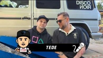 Photo of Kuba Głogowski x Tede #DiscoNoir