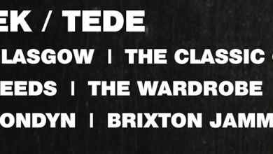 Photo of TYMEK / TEDE • London UK