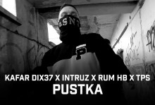 Photo of Kafar Dix37 ft. Intruz, RUM, TPS – Pustka