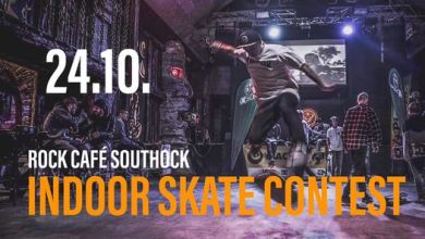 Photo of East crew x Goonch boards Indoor Skate Contest