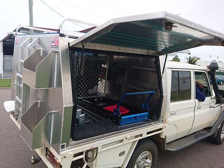New Canopy by BT Alloy