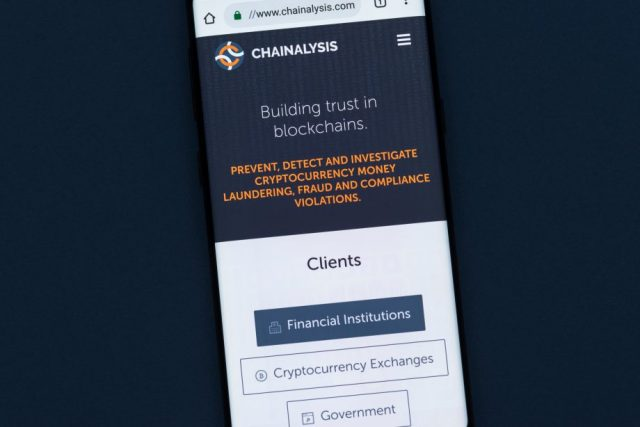 Chainalysis Fundingrunde