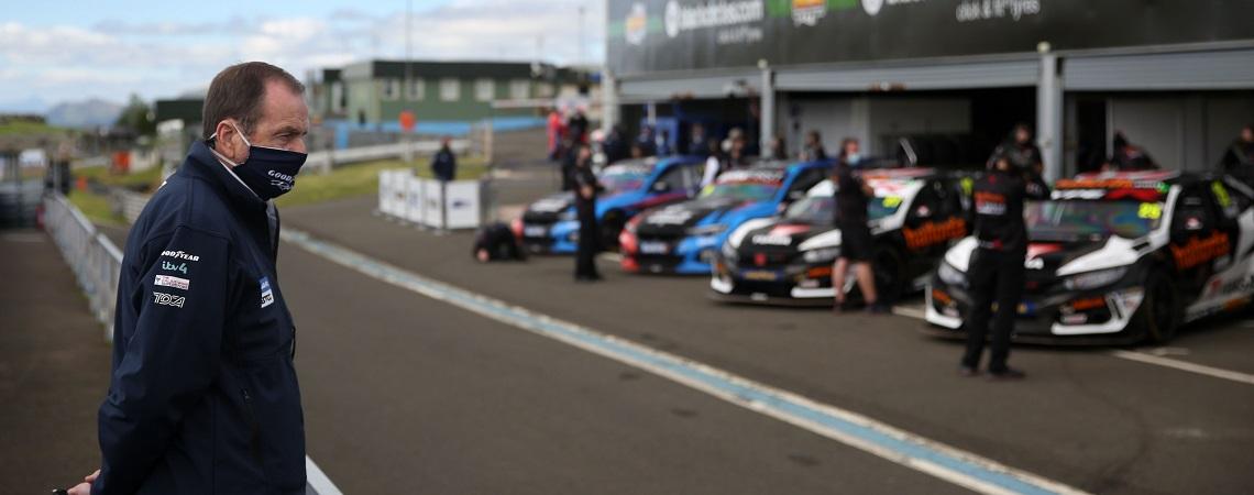 Mark Higgins breaks TT lap record for cars with Prodrive Subaru