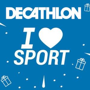 Card Cadou Decathlon