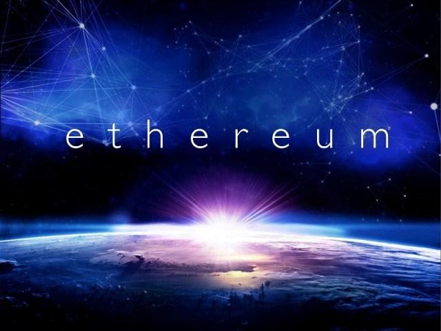 Ethereum1 - Kurumsal Ethereum Nedir? Detaylar Gizli Blokajlı Projede