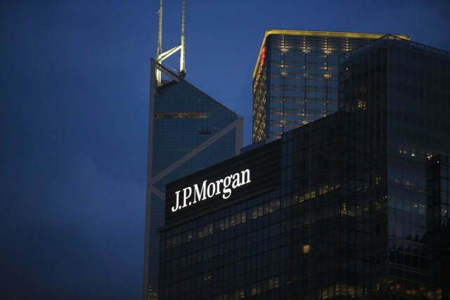 JP Morgan Bitcoin