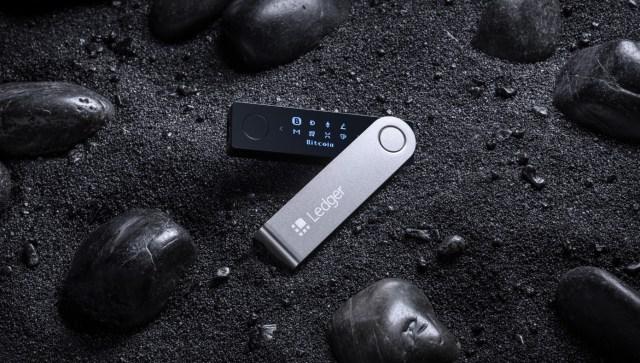 Ledger Nano X Bluetooth