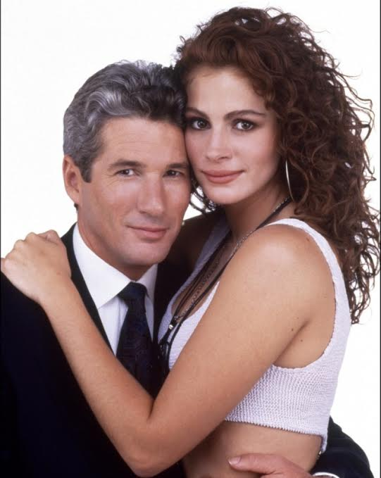 Image result for vivian and edward of pretty woman