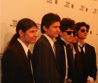 The Wolfpack Brothers Walk the Red Carpet at the Tribeca ...