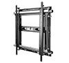 Professional Video Wall Mount with Quick Lock Push System