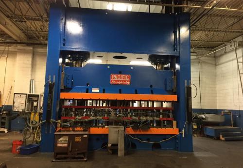 New Rebuilt Hydraulic Press