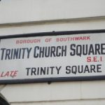 Trinity Church Square SE1