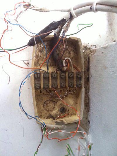 Bt Telephone Wall Socket Wiring