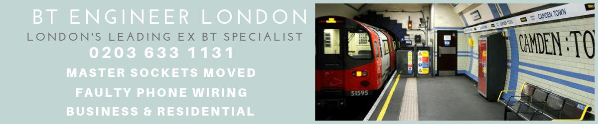 BT engineer London Slider 1