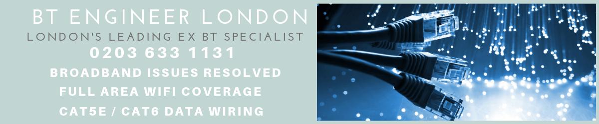 BT engineer London Slider 2