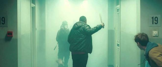 attack the block hallway smoke