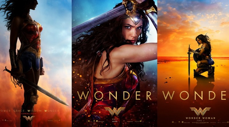 Wonder Woman 2017 Posters BTG Lifestyle