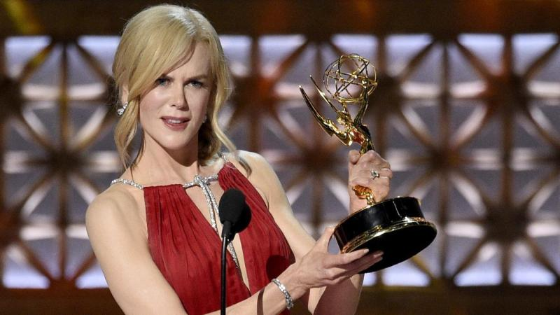 Nicole Kidman - Big Little LIes - Emmys 2017