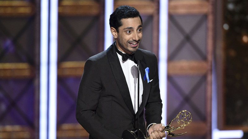 Riz Ahmed, The Night Of - Emmys 2017