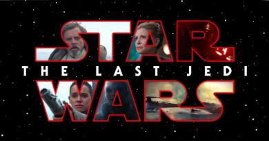 Star Wars Episode VIII - The Last JEdi - 2017 Trailer