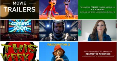 Top Movie Trailers This Week - Pacific Rim Uprising, Paddington 2 & More
