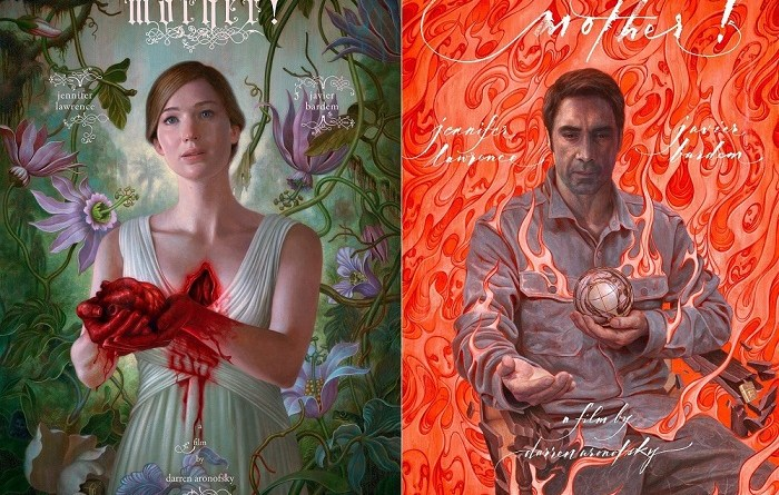 mother! Movie Posters 2017 - BTG Lifestyle