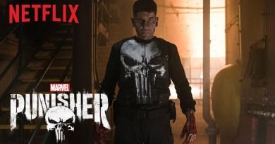 Netflix The Punisher Trailer #2